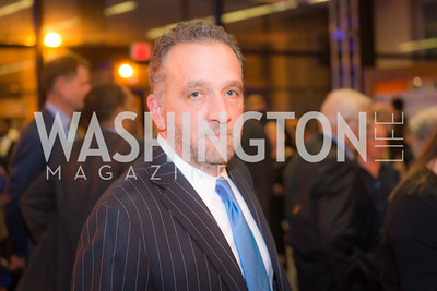 George Pelecanos , Story Time Gala Reception at the DC Martin Luther King Public Library ,  March 16, 2016.  Photo by Ben Droz.