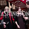 "David Levy, Rhona Friedman, Carole Feld, Christopher Carr. Photo by Tony Powell. ""Suspended Animation"" Opening. Hirshhorn. February 10, 2016"