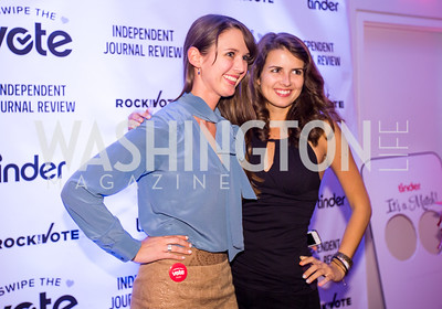 Swipe the Vote WHCD Pre-Party