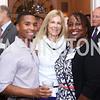 Ben Vaughn, Eileen Shields West, Clara Epps. Photo by Tony Powell. TFA Meet Our New Teachers. Bradley Residence. September 19, 2016