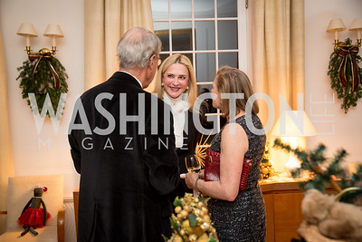 Christine Rales. Photo by Erin Schaff. Teach for America 2017 Gala Preview. Home of Christine Rales. December 08, 2016.