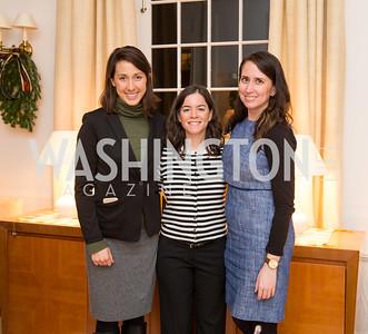 Cabell Williams, Elissa Ryan, X Diaz. Photo by Erin Schaff. 2016. . . December 08, 2016.
