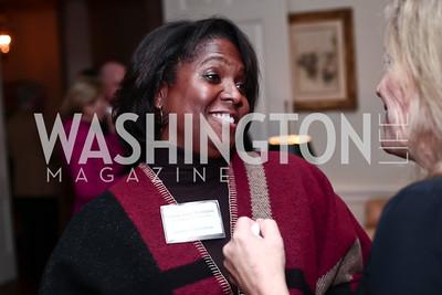 Monica Thompson. Photo by Tony Powell. TFA Holiday Party. Carl Residence. December 9, 2015