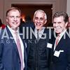 Tom Sheddy, David Berlin, Jeff Weiss. Photo by Tony Powell. TFA Holiday Party. Carl Residence. December 9, 2015