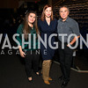 Mariela Shaker, Kim Dozier, Tom Stoddart. Photo by Alfredo Flores. The Annenberg Space for Photography's Refugee Opening Reception. Newseum. November 17, 2016