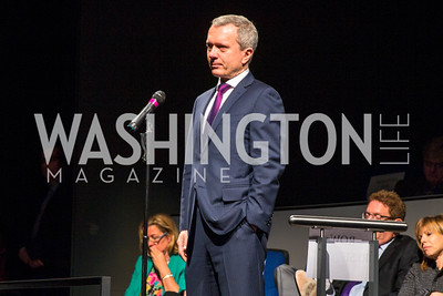 Photo by Alfredo Flores. The Annenberg Space for Photography's Refugee Opening Reception. Newseum. November 17, 2016