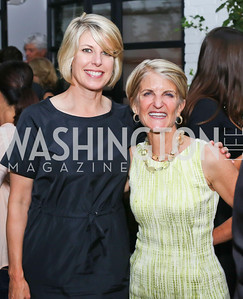 Penny Lee, Carol Dey. Photo by Tony Powell. The Best of House and Home. Darryl Carter Inc. June 23, 2016