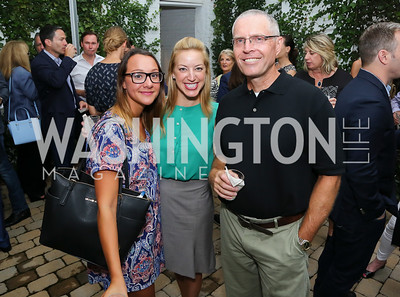 Keri Richmond, Kelsey Stroud, Ken Blodgett. Photo by Tony Powell. The Best of House and Home. Darryl Carter Inc. June 23, 2016