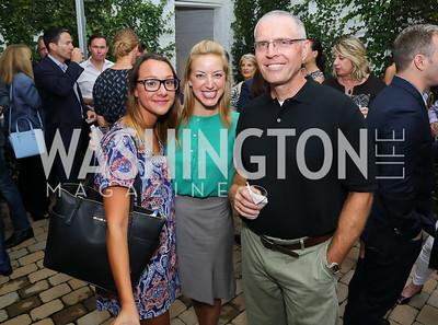 Keri Richmond, Kelsey Stroud, Ken Blodgett. Photo by Tony Powell. The Best of House and Home. Darryl Carter Inc. June 23, 2016