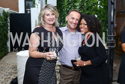 Lynn Lee, Roy Kaufmann, Anjanette Tinney-Young. Photo by Tony Powell. The Best of House and Home. Darryl Carter Inc. June 23, 2016