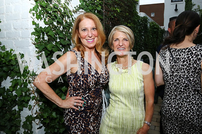 Kathy Vance, Carol Dey. Photo by Tony Powell. The Best of House and Home. Darryl Carter Inc. June 23, 2016