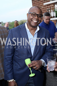 Emil Hill. Photo by Tony Powell. The Graham Rooftop VIP Anniversary. April 21, 2016