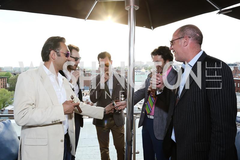 Photo by Tony Powell. The Graham Rooftop VIP Anniversary. April 21, 2016