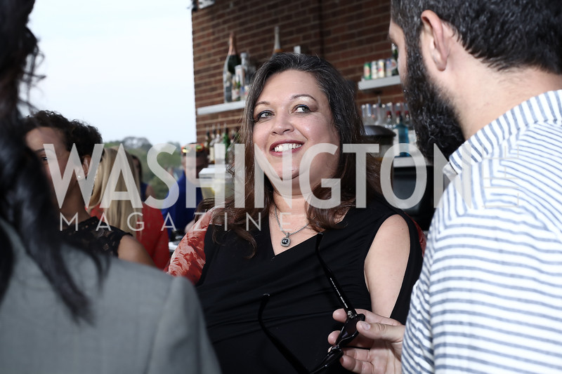 Camelia Mazard. Photo by Tony Powell. The Graham Rooftop VIP Anniversary. April 21, 2016