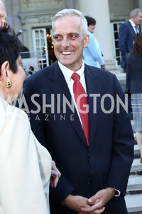 WH Chief of Staff Denis McDonough. Photo by Tony Powell. The Queen's 90th Birthday. Residence of Britain. June 8, 2016