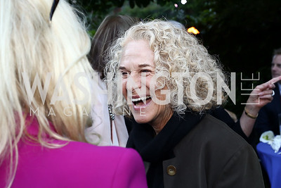 Carole King. Photo by Tony Powell. The Queen's 90th Birthday. Residence of Britain. June 8, 2016