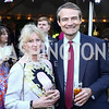 Wilhelmina Wilson, Gavin Wilson. Photo by Tony Powell. The Queen's 90th Birthday. Residence of Britain. June 8, 2016