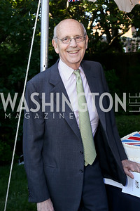 Justice Stephen Breyer. Photo by Tony Powell. The Queen's 90th Birthday. Residence of Britain. June 8, 2016