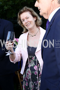 Ireland Amb. Anne Anderson. Photo by Tony Powell. The Queen's 90th Birthday. Residence of Britain. June 8, 2016