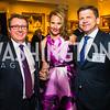 Julian Wheatland, Jennifer Gale, Tim Gale. Photo by Alfredo Flores. The World Affairs - HONORS Global Education Gala. The Ritz-Carlton, Washington D.C. March 29, 2016