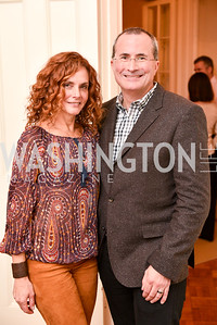 Mr. and Mrs. David Chavern, Toast to the Political Press Corps with New Media Alliance