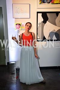Rose Jaffe, Transformer Art Auction Party, 11.19.16