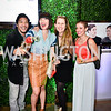 Brian Lui, Kristin Guiter, Cynthia Connolly, Rose Jaffe, Transformer Art Auction Party, 11.19.16