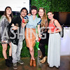 Sasha Lord, Brian Lui, Kristin Guiter, Cynthia Connolly, Rose Jaffe, Transformer Art Auction Party, 11.19.16