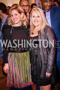 Marissa Mitrovich, Amy Morse, Transformer Art Auction Party, 11.19.16