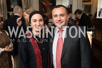 Lena Alfi, Salah Brahimi
