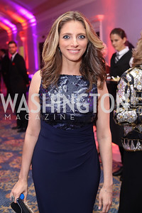 Singer Janine Stange. Photo by Tony Powell. USO 75th Anniversary Gala. DAR. October 20, 2016