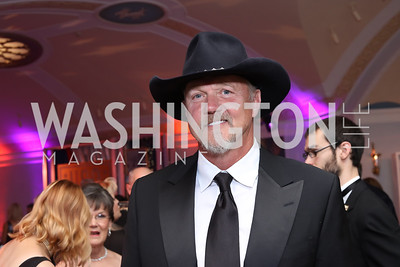 Country Singer Trace Adkins. Photo by Tony Powell. USO 75th Anniversary Gala. DAR. October 20, 2016