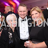 USO Metro Area CEO Elaine Rogers, Northrop Grumman CEO Wes Bush and Natalie Bush. Photo by Tony Powell. USO 75th Anniversary Gala. DAR. October 20, 2016
