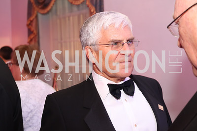 Gen. George Casey. Photo by Tony Powell. USO 75th Anniversary Gala. DAR. October 20, 2016