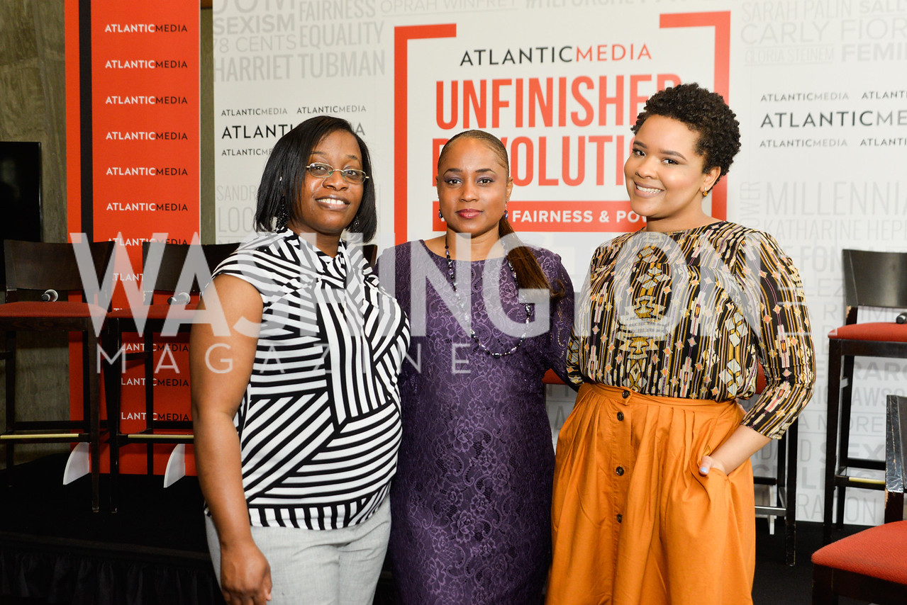Najealicka Armstrong, Zina Humphriee, Annisa Mitchell