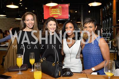 Alexandria Bradshaw, Catherine Blades, Michelle Marsh, Tisha Hyter