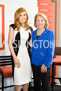 Connie Britton, Shelley Moore Capito