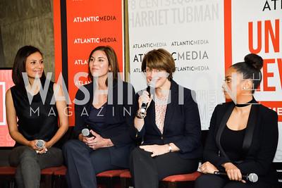 Maria Teresa Kumar, Hope Solo, Amy Klobuchar, La La Anthony