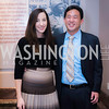 Jessica Yas, Derick Sohn, Private Screening of LBJ, The National Archives, November 14, 2016, photo by Ben Droz