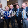 Larry Duncan, Amy Barbee, Tom Quinn, Jerry Harrington, Mike Tongour, Private Screening of LBJ, The National Archives, November 14, 2016, photo by Ben Droz