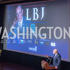 Director Rob Reiner, Private Screening of LBJ, The National Archives, November 14, 2016, photo by Ben Droz