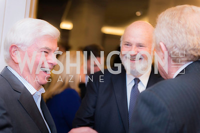 Senator Chris Dodd, Director Rob Reiner, Private Screening of LBJ, The National Archives, November 14, 2016, photo by Ben Droz