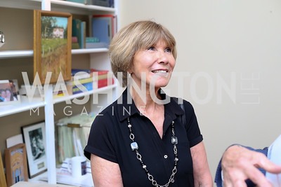 """Donna Evers. Photo by Tony Powell. Vicky Moon """"Equal Parts"""" Book Party. September 8, 2016"""