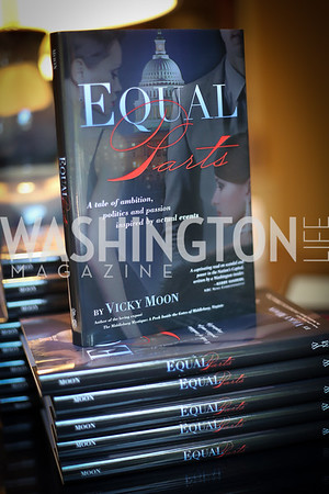"Vicky Moon ""Equal Parts"" Book Party | Tony Powell"