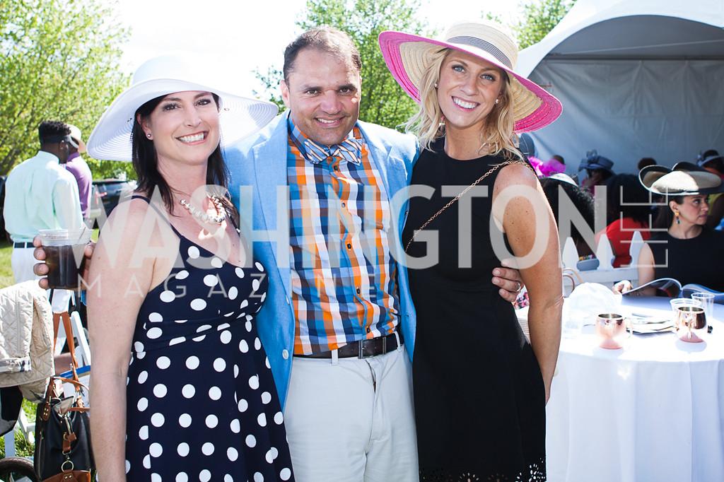 Dawn Schrammel, El Rivera, Molly Brady