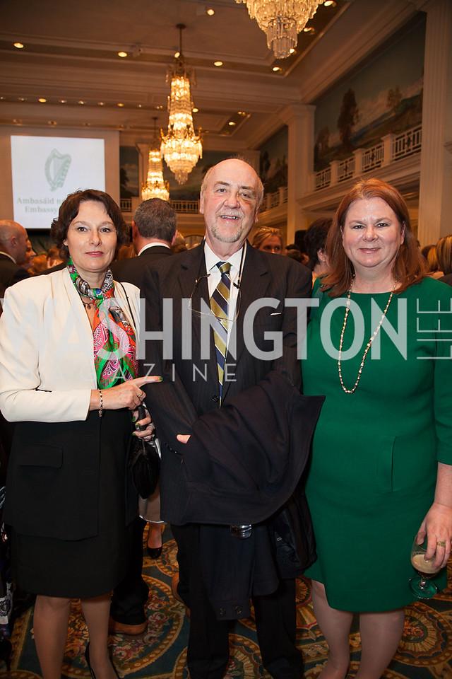 Regina Whealan, Patrick Whelan, Mary Goughleny