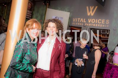 Susan Davis, Donna Langley,