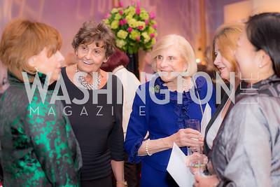 Susan Davis, Katja Bullock, Jayne Plank, Joanne Young,