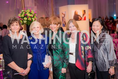 Katja Bullock, Jayne Plank, Susan Davis, Joanne Young,