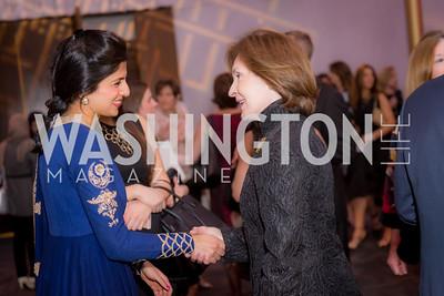Akanksha Hazari, Donna McLarty,